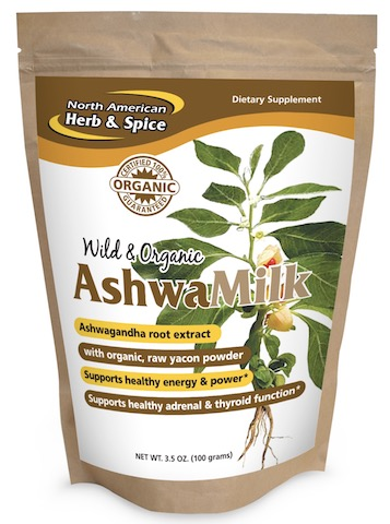 Image of AshwaMilk Drink Mix Powder