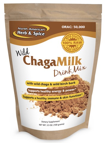 Image of ChagaMilk Drink Mix Powder