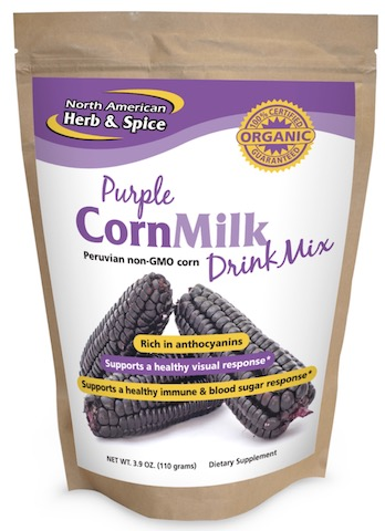 Image of Purple Corn Milk Drink Mix Powder