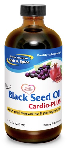 Image of Black Seed Oil Cardio-Plus Liquid