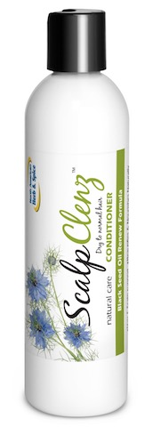 Image of ScalpClenz Conditioner Black Seed Oil Renew Formula