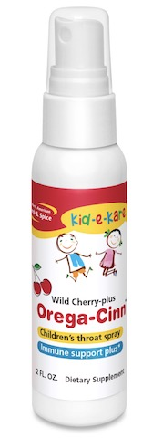 Image of Kid-e-Kare Orega-Cinn Throat Spray