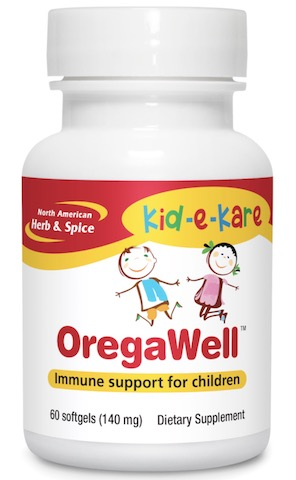 Image of Kid-e-Kare OregaWell Softgel