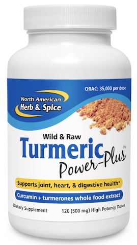 Image of Turmeric Power-Plus Softgel