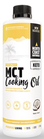 Image of Boosted MCT Cooking Oil