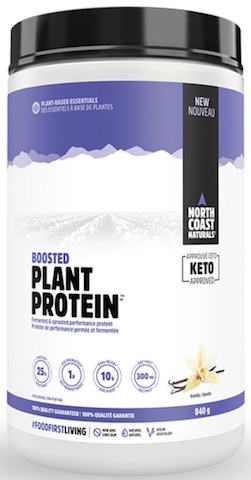 Image of Boosted Plant Protein Powder Chocolate