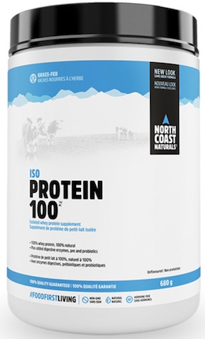 Image of ISO Protein 100 Powder Vanilla