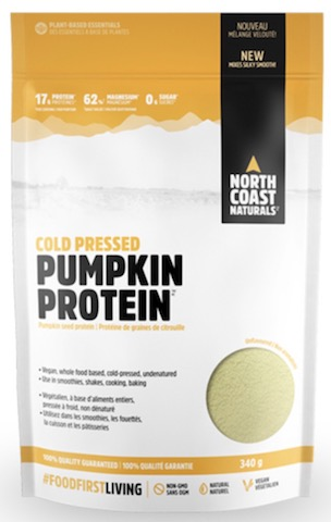 Image of Cold Pressed Pumpkin Protein Powder Pumpkin Spice