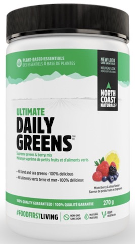 Image of Ultimate Daily Greens Powder Mixed Berry & Citrus