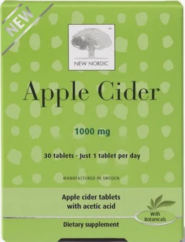 Image of Apple Cider 1000 mg Tablet