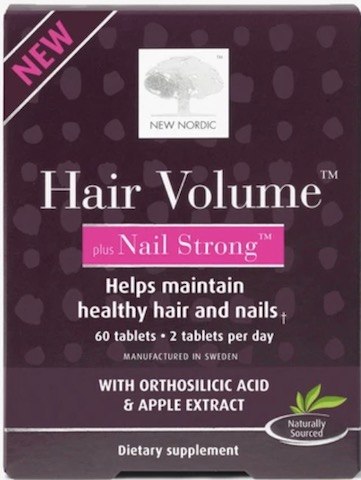 Image of Hair Strong Plus Nail Strong