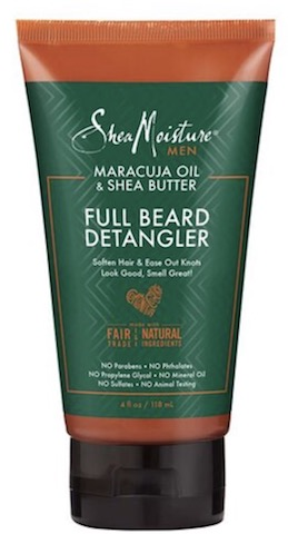 Image of Men Maracuja Oil & Shea Butter Full Beard Detangler