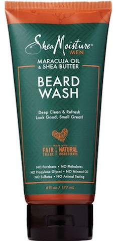 Image of Men Maracuja Oil & Shea Butter Beard Wash