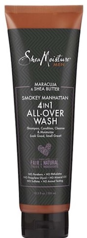Image of Men Maracuja & Shea Butter 4 in 1 All Over Wash