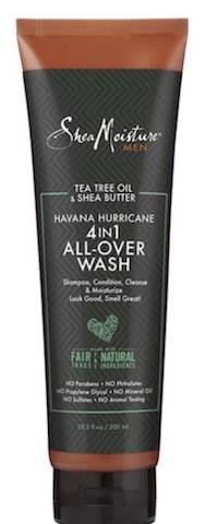 Image of Tea Tree Oil & Shea Butter 4 in 1 All Over Wash