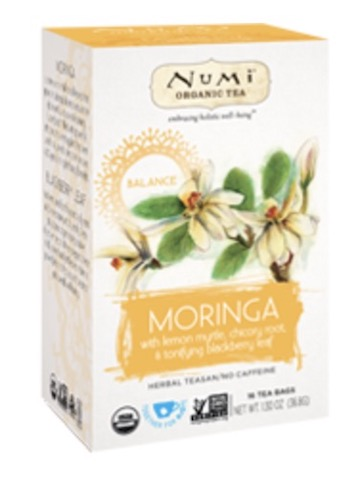 Image of Holistic Tea Balance Moringa