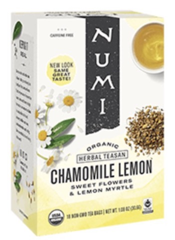 Image of Herbal Teasan Chamomile Lemon