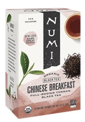 Image of Black Tea Chinese Breakfast
