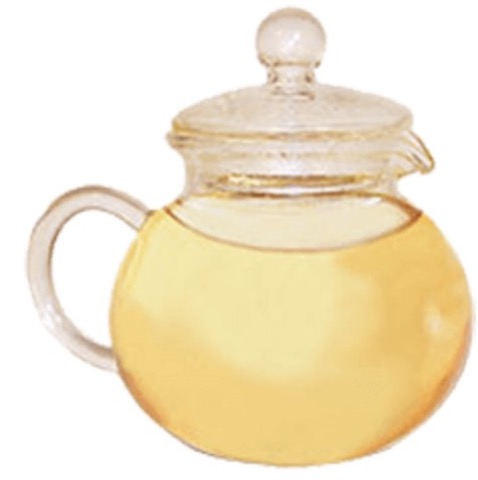 Image of Glass Teapot - Teahouse