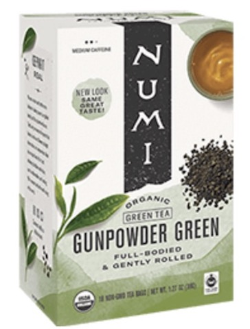Image of Green Tea Gunpowder Green