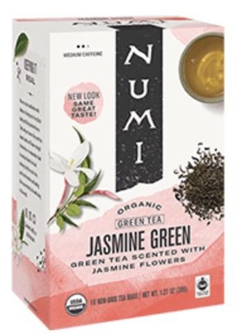 Image of Green Tea Jasmine Green