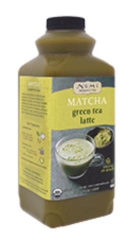 Image of Tea Latte Concentrate Matcha Green Tea Latte Powder