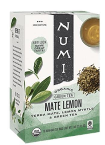 Image of Green Tea Mate Lemon