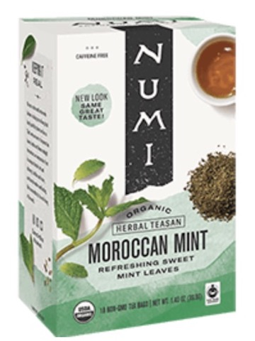 Image of Herbal Teasan Moroccan Mint