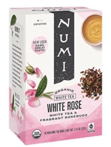 Image of White Tea White Rose