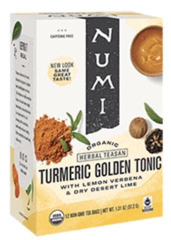Image of Herbal Teasan Turmeric Golden Tonic