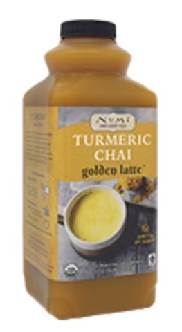Image of Tea Latte Concentrate Turmeric Chai Golden Latte Powder