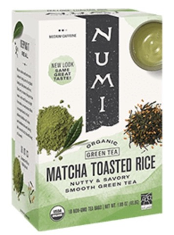 Image of Green Tea Matcha Toasted Rice