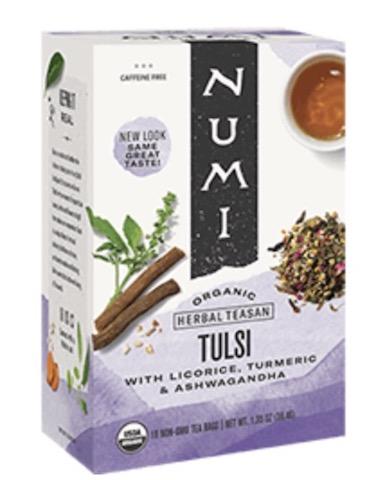 Image of Herbal Teasan Tulsi (Gratitude)