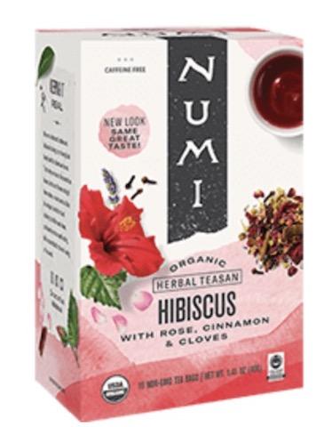 Image of Herbal Teasan Hibiscus (Embrace)