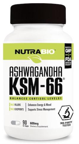 Image of Ashwagandha KSM-66 600 mg