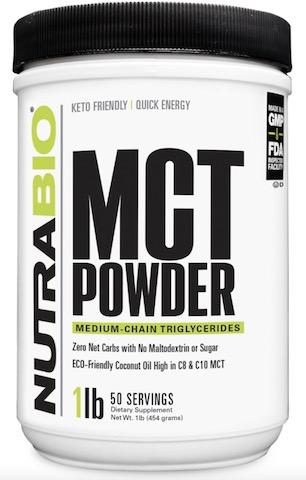 Image of MCT Powder