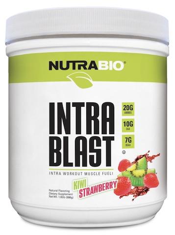 Image of Intra Blast Natural Powder Kiwi Strawberry