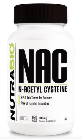 Image of NAC 600 mg (N-Acetyl-Cysteine) Capsule