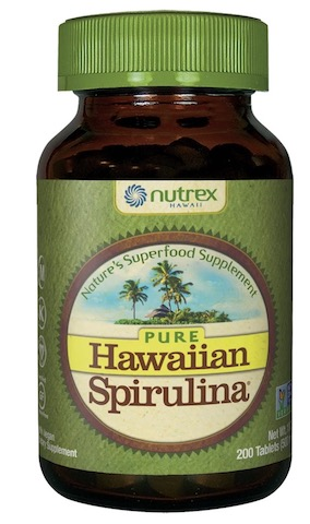 Image of Hawaiian Spirulina 500mg Tablet