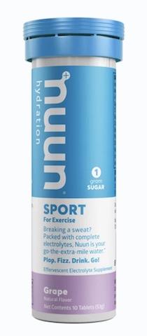 Image of Nuun Sport Drink Tabs Grape