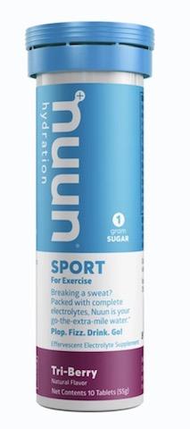 Image of Nuun Sport Drink Tabs Tri-Berry