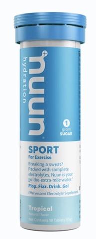 Image of Nuun Sport Drink Tabs Tropical