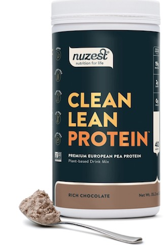 Image of Clean Lean Protein Powder Rich Chocolate