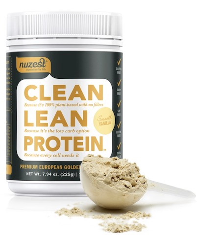 Image of Clean Lean Protein Powder Smooth Vanilla