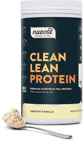 Image of Clean Lean Protein Powder Smooth Vanilla