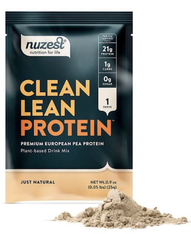 Image of Clean Lean Protein Powder Just Natural