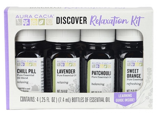 Image of Essential Oil Kit - Discover Relaxation Kit