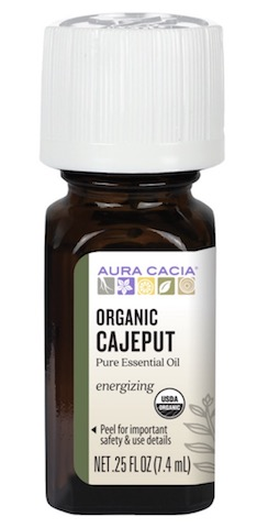 Image of Essential Oil Cajeput Organic