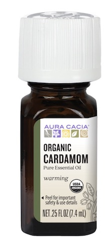Image of Essential Oil Cardamom Organic