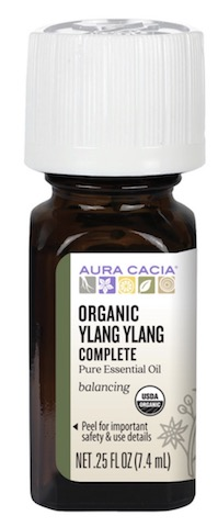 Image of Essential Oil Ylang Ylang Complete Organic